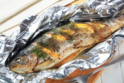خطرات پخت و پز با فویل آلومینیومی, مضرات آلومینیوم برای بدن